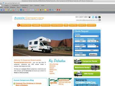 Aussie Campervans Hire
