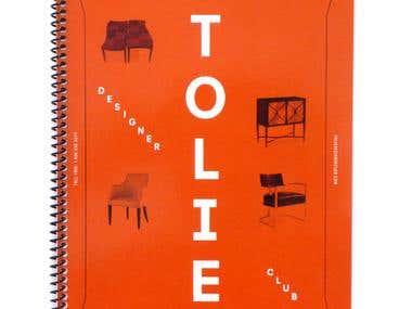 Tolie Designer Club - Catalogue