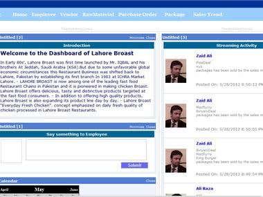 Lahore Broast Portal