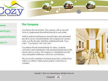 Cozy Leisure Homes