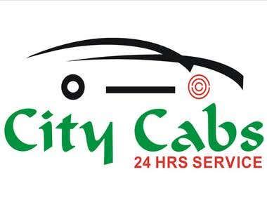 City Cabs Logo