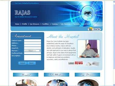 Rajas Eye & Retina Research Center
