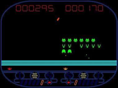 Retro Game Screenshots