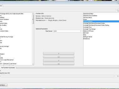 TAlib Analysis Toolkit