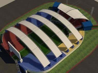 Stadium shades concept