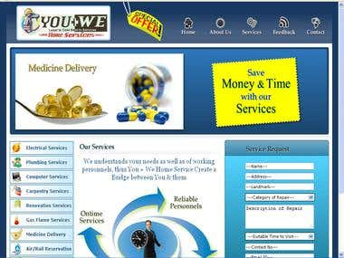 Home Service Provider