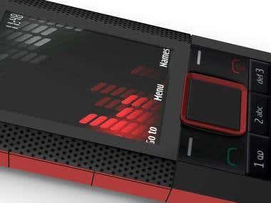 Nokia 5130 desing