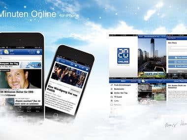 20 Minuten Online - iOS