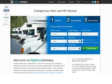 Mydriveholiday.com Asp.net Project