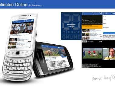 20 Minutes Online - Blackberry