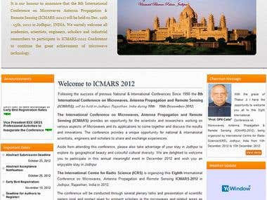 International Conference on Microwaves, Antenna Propagation