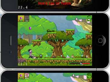 cocos2d game