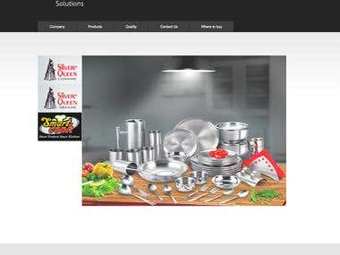 Smartkitchen Solution | Magento Store