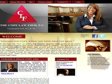 Cope Lawfirm