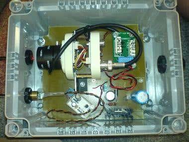 Optical Fiber Sensor