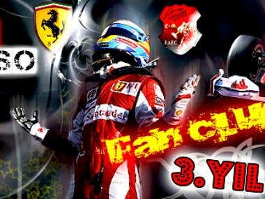 ALONSO Banner