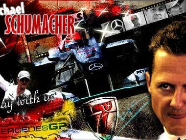 Schumacher Bannaer