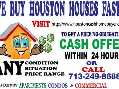 Graphic Home Buyer AD