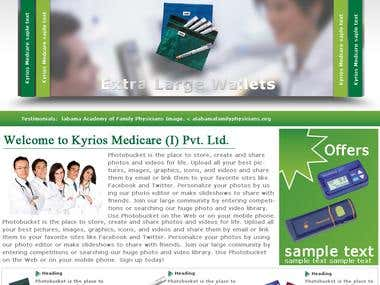 Wesite / Webpage design