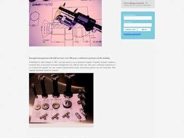 WebDesigns for Fluid Connectors
