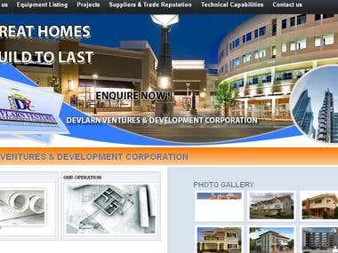 Devlarn Ventures Company Website