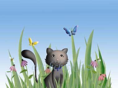 kitty greens