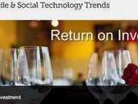 Social Mobile Trends