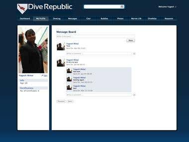 Dive Republic Site