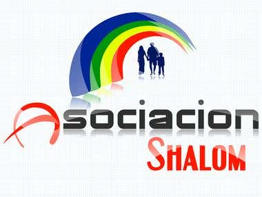 Asociacion Shalom Mock up