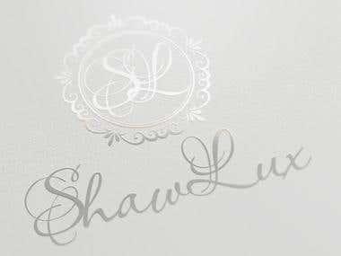 ShawLux//Logo Design