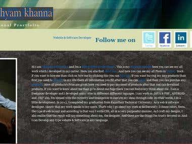 http://www.ghanshyamkhanna.elmasitsolution.com
