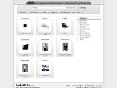 Product descriptions wiki