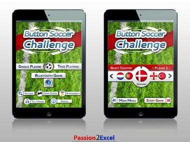 Ipad - iOS game design contest won