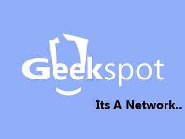 Logo Of Geekspot