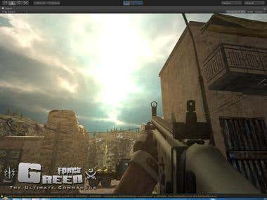 Unity3D FPS Game