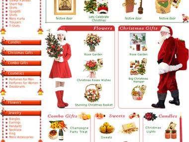 E-commerce webiste, Social Site, Blog Community, CMS