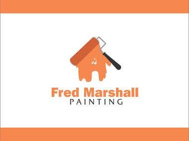 Fred Marshal Painting