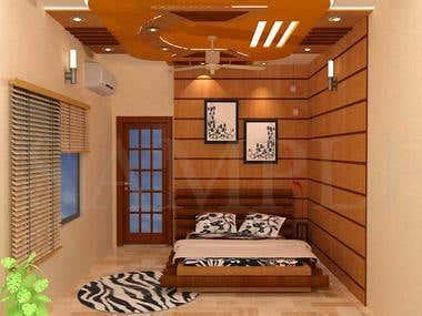 Residential Flat Interior Design