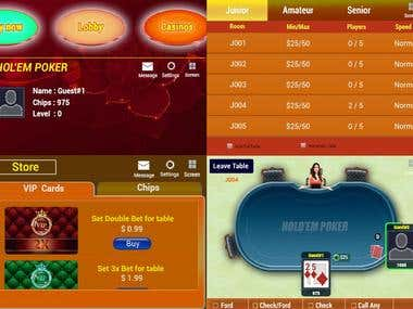 Poker Lobby