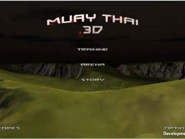 Muay Thai 3D