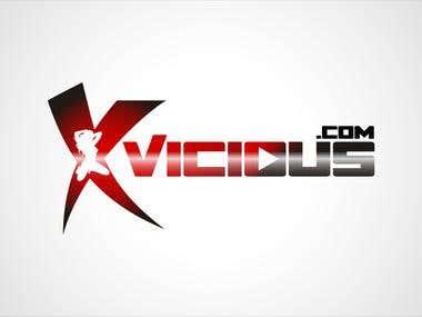 Xvicious logo