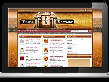 WordPress Developer   Custom WordPress Graphic Design   Back