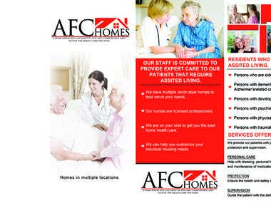 AFC Homes Brouchure