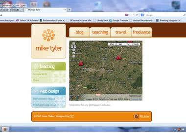 Michael Tyler - travel blog