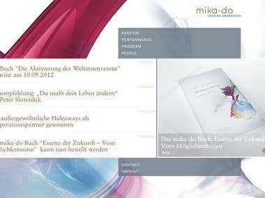 Mika-do website