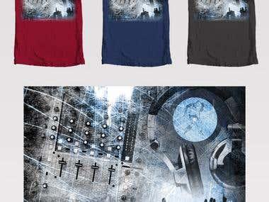 Dj Theme T-shirts