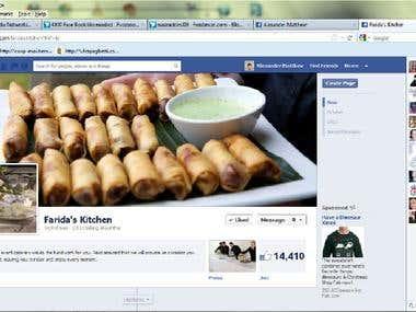 facebook fan page like