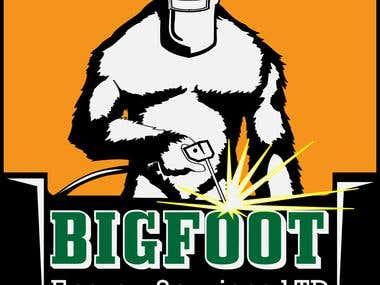 Bigfoot Welding