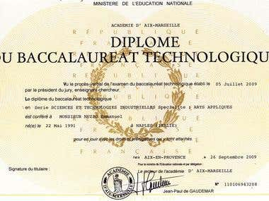French Baccalauréat