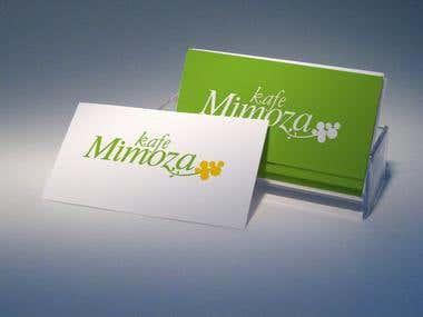 Logo cafe Mimosa